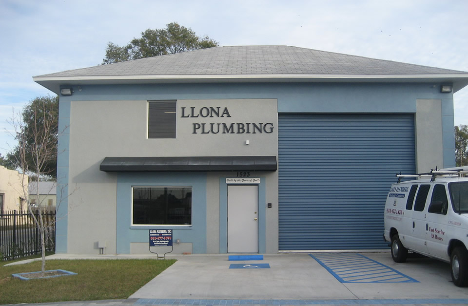 Llona Plumbing Office